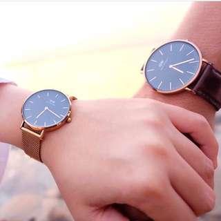 PREORDER 100% authentic dw daniel wellington watches