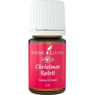 [MARCH SALES] Young Living Christmas Spirit 5ml