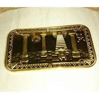 Jewelry Gold Bar