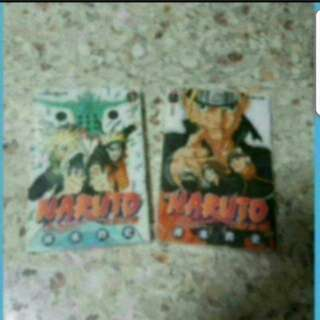 In stock Naruto Masashi Kishomoto Volume 67 And 68