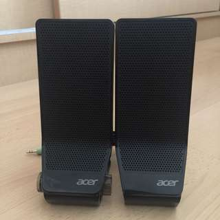 Acer Speakers (Pre-owned)