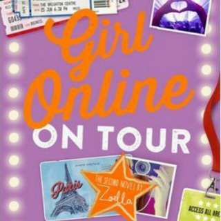 Girl Online: On Tour   Hardback Girl Online English By (author)  Zoe Sugg