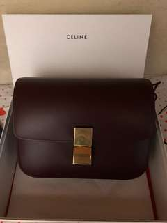 Celine Classic Box