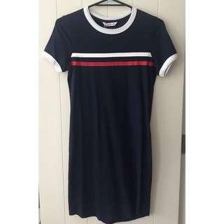 SUPRE tshirt dress