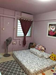 Blk 602 Clementi West Street 1 (Master Bedroom)