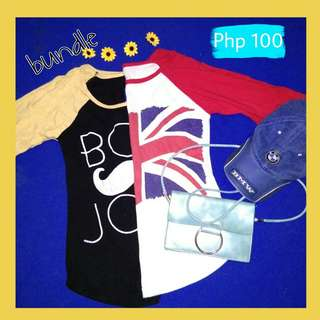 3/4 Sleeve Top (bundle)