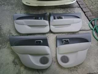 Door trim passo boon for myvi