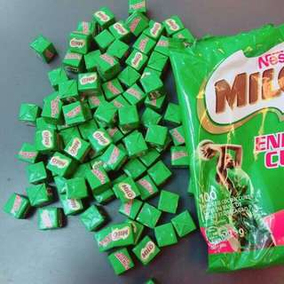 Milo energy cube 瘋魔東南亞 你仲唔試吓!