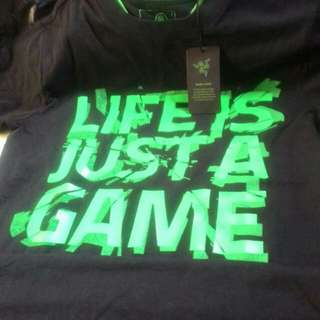 Razer Shirt (authentic) brand new