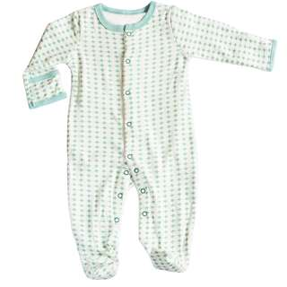 Minimalist Pajamas/Sleeping Suit/Body Suit for Baby Boy from 0-24 month