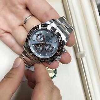 Rolex迪通拿116506冰藍