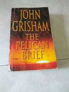 The Pelican Brife, John Grisham