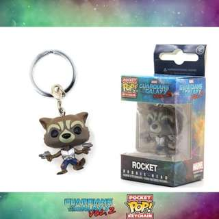 Guardian of the Galaxy ROCKET POP Keychain