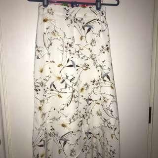 White Mermaid skirt