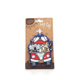 BN Luggage Bag Tag