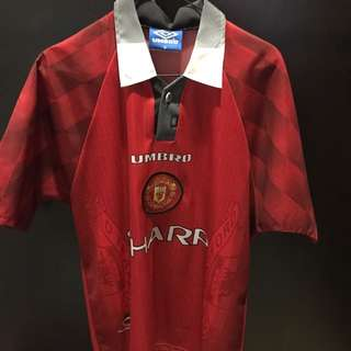Manchester United Jersey by UMBRO