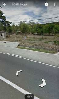 2330 sqm commercial lot along the hi way in sto.thomas la union