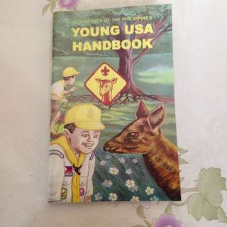 Young USA Handbook for Boy scouts