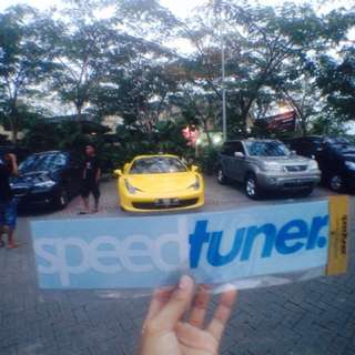 Sticker speedtuner