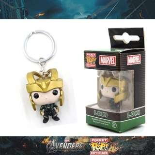 Marvel LOKI POP Keychain