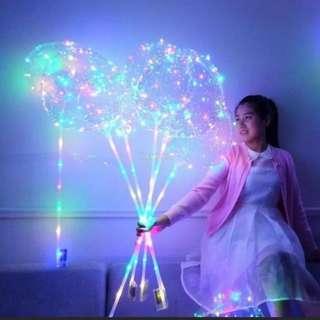 LED Ballons Instock