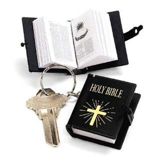 BiBle Key Chain