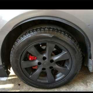 Car fender 4x60cm
