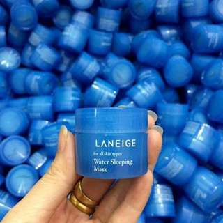 Laneige Mini Travel Size Water Sleeping Mask