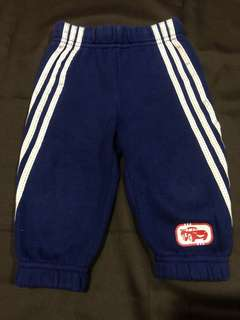 3-6 Months Adidas Tracksuit Pants