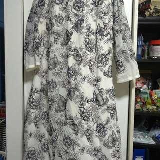 Flower Dress, New