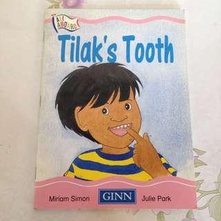 Tilaks Tooth Children's Book