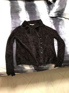 Jacket Sweater Female Women Top