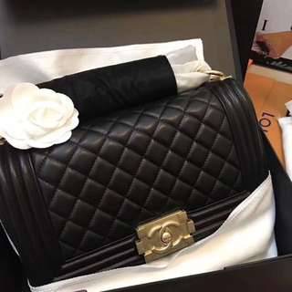 Chanel Leboy Crossbody bag