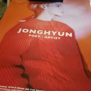 JONGHYUN POSTERS