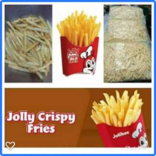 Jollibee Crispy Fries (Inspired) - 1 kg