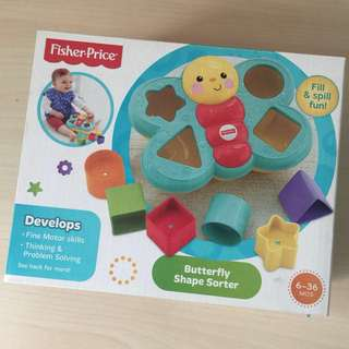 FISHER PRICE Butterfly