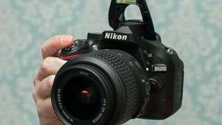 Cicilan Tanpa Kartu Kredit Nikon D5200