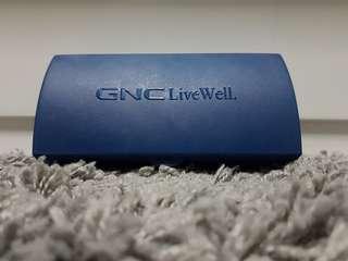 GNC Pill Box