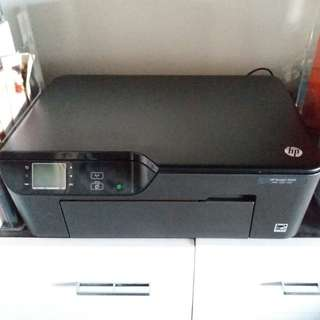 HP Deskjet 3520 三合一 scan copy print