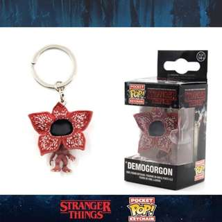 Stranger Things DEMOGORGON POP Keychain