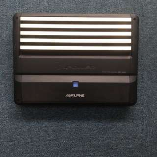 Alpine V-power mono power Amplifier M650