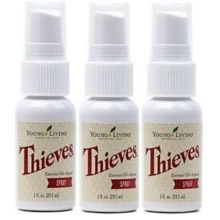 [MARCH SALES] Young Living Thieves Spray 29.5ml