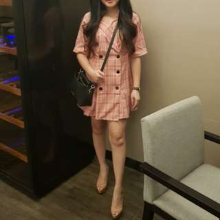 Korean dress in PINK