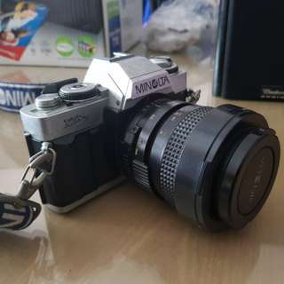Minolta antique camera for sale