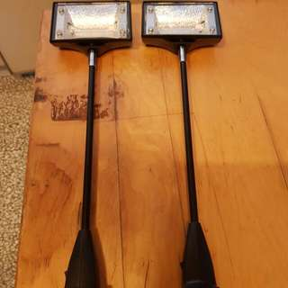 BANNER DISPLAY LIGHT SET ( 1 PAIR )