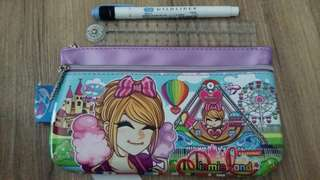 Minmie pencil box