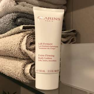 ✨[NEW] FREE NM✨ CLARINS Extra Firming Body Lotion 100ml ✨