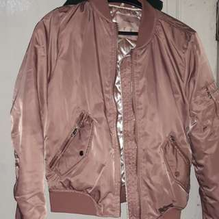 Bomber PINK Pull and bear