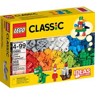 LEGO CLASSIC Creative Supplement (1O693)