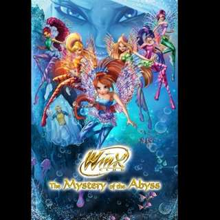 [Rent-A-Movie] WINX CLUB THE MYSTERY OF THE ABYSS (2014) [MCC004]